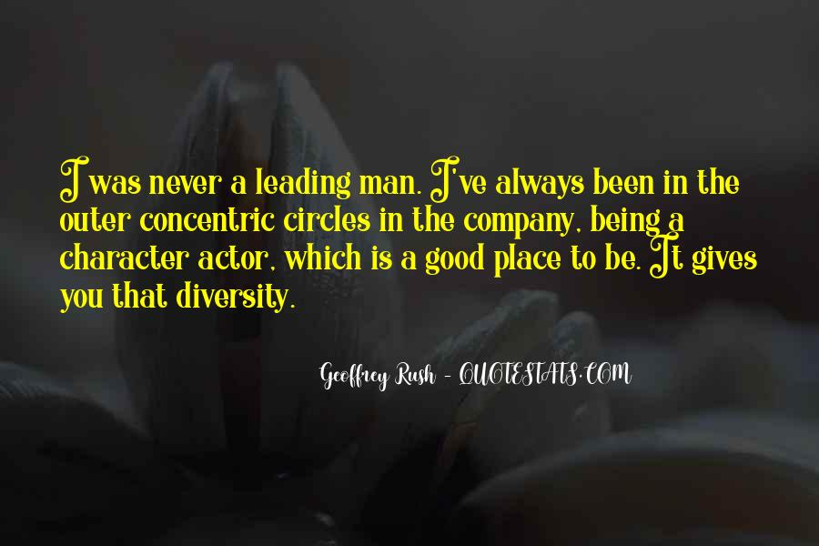 A Good Place Quotes #103252