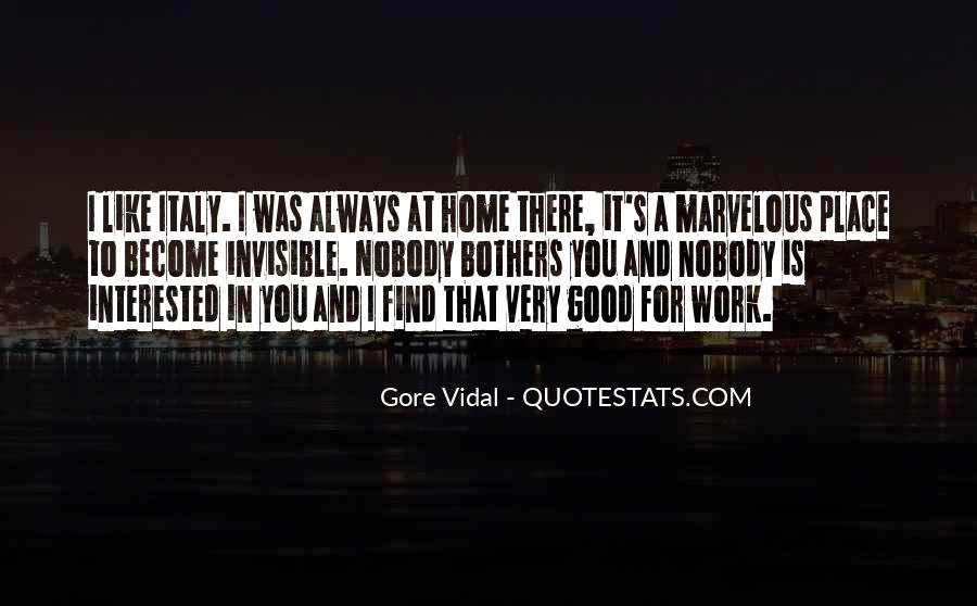 A Good Place Quotes #144779