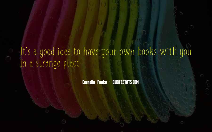 A Good Place Quotes #148044