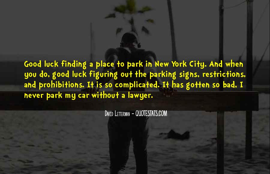 A Good Place Quotes #171918