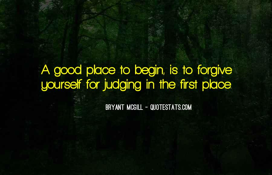 A Good Place Quotes #208356