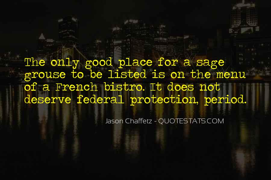 A Good Place Quotes #217730