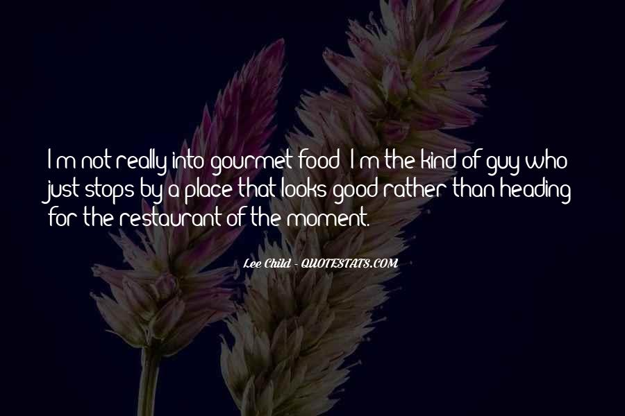 A Good Place Quotes #34025