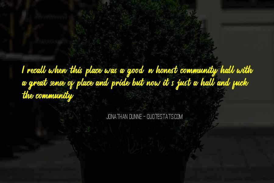 A Good Place Quotes #37950