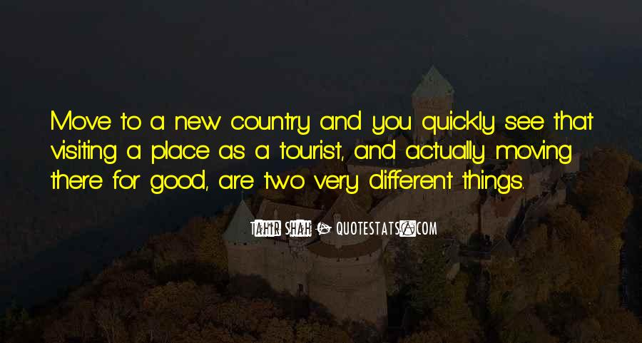 A Good Place Quotes #46356