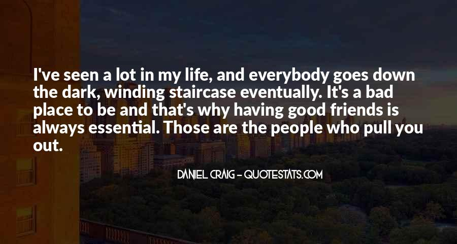 A Good Place Quotes #50581