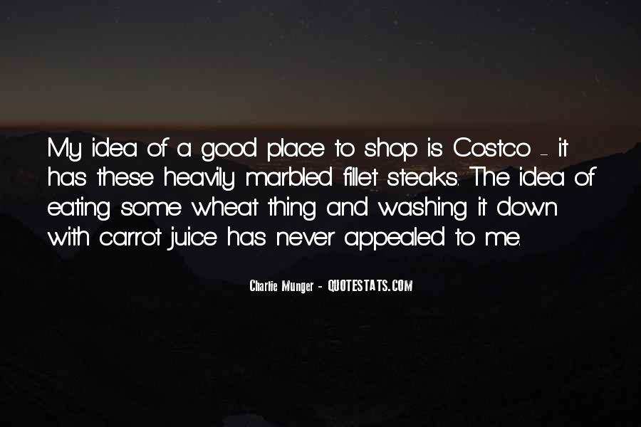 A Good Place Quotes #86875