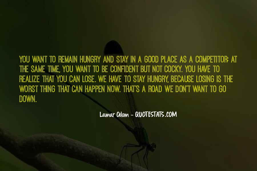 A Good Place Quotes #88758