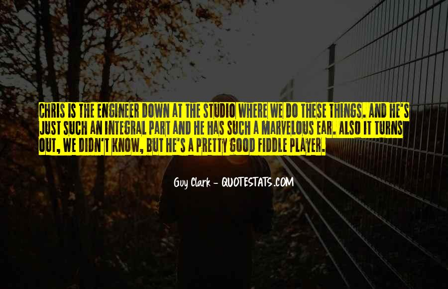 A Guy Player Quotes #102851