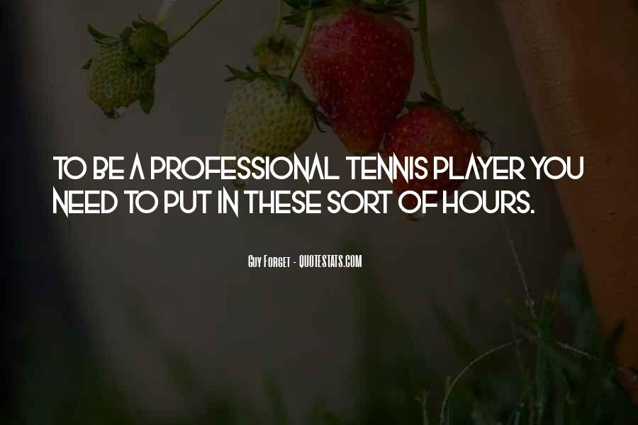 A Guy Player Quotes #1655266