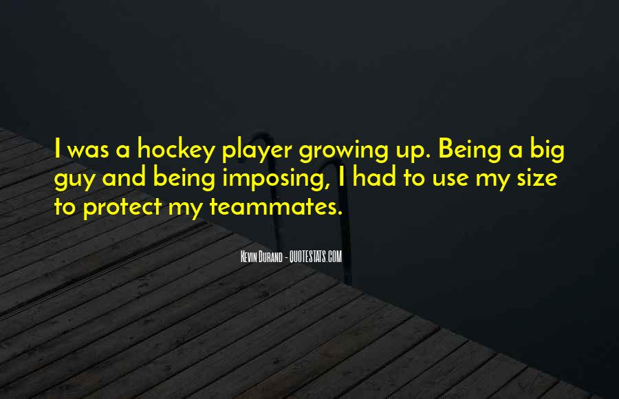 A Guy Player Quotes #1658949