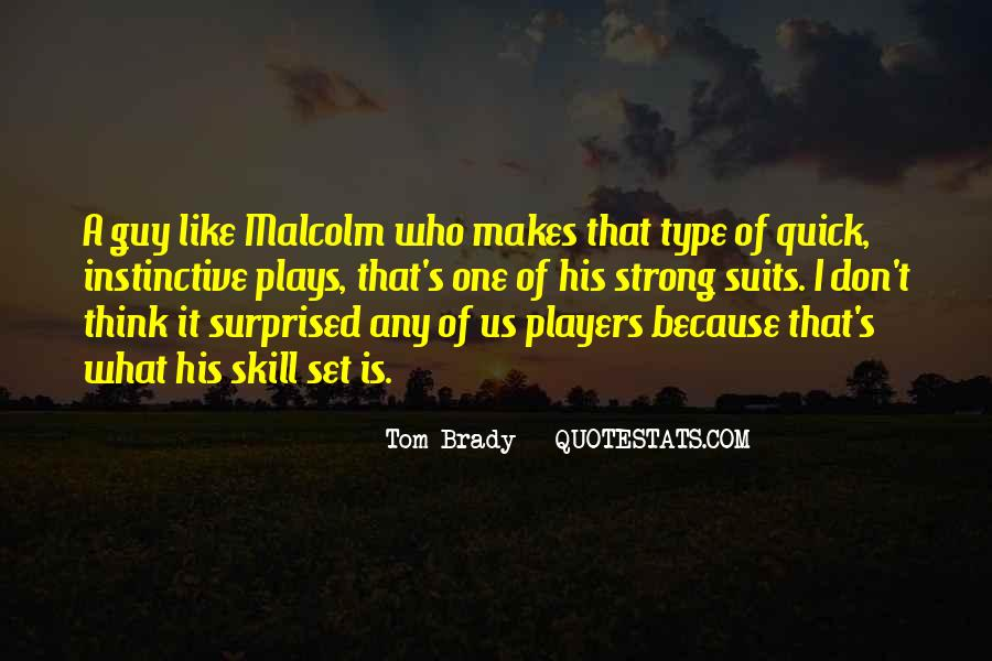 A Guy Player Quotes #1712235