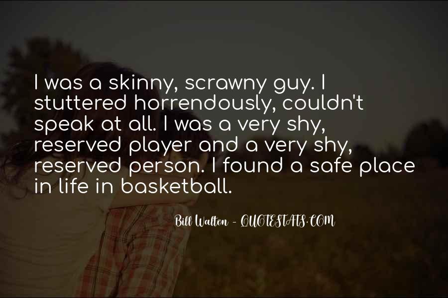 A Guy Player Quotes #223888