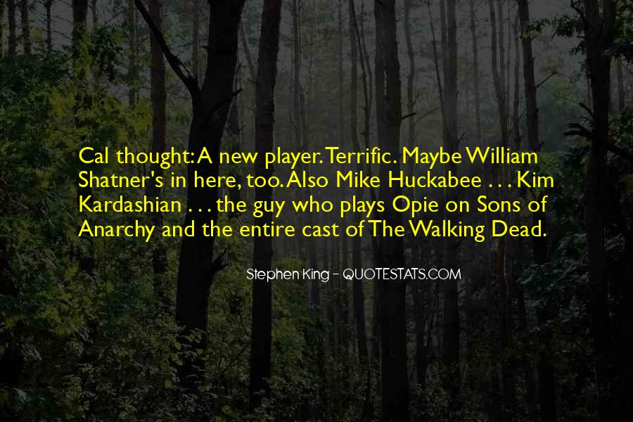 A Guy Player Quotes #245327