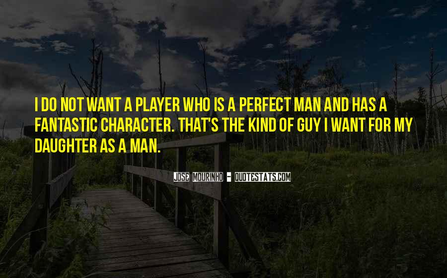 A Guy Player Quotes #311427