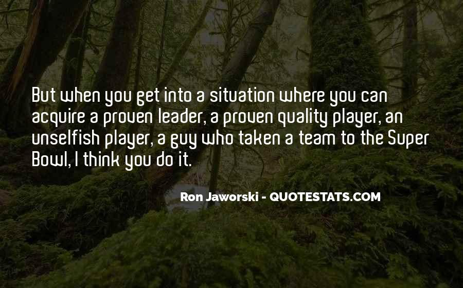 A Guy Player Quotes #378096