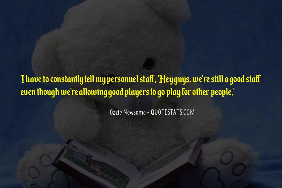 A Guy Player Quotes #773999