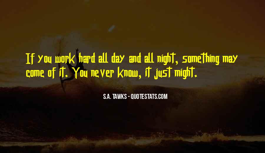 A Hard Day Night Quotes #1130637