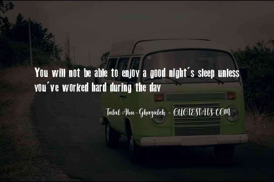 A Hard Day Night Quotes #1256032