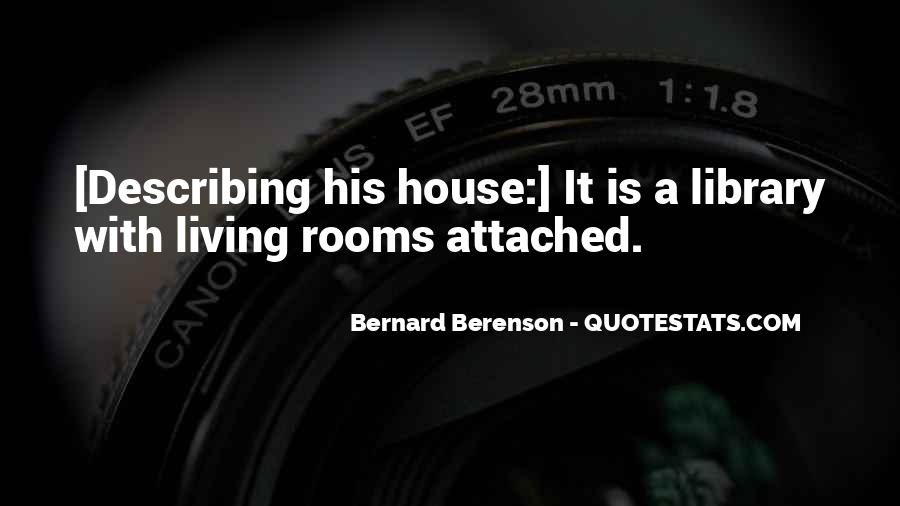 A House Is Quotes #22181