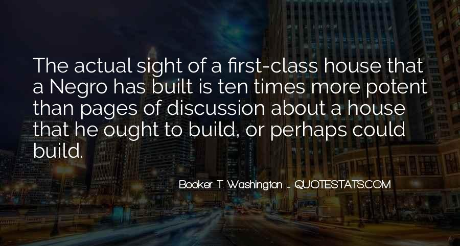 A House Is Quotes #37451