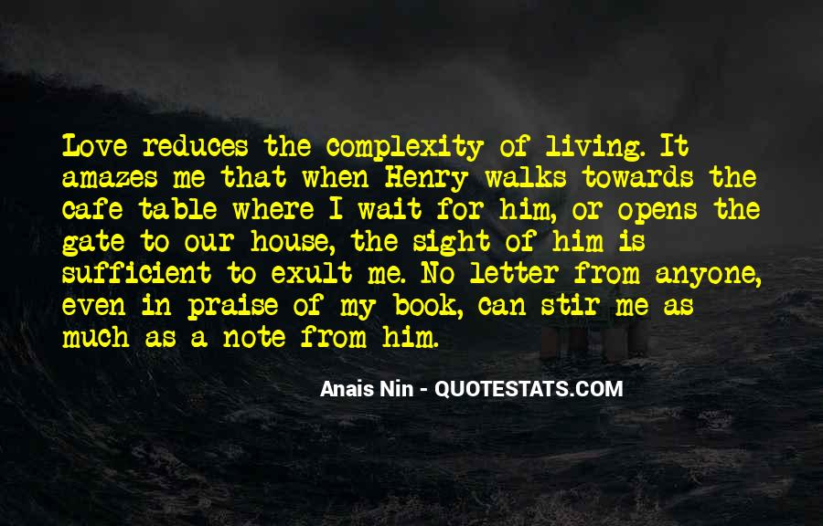 A House Is Quotes #58048