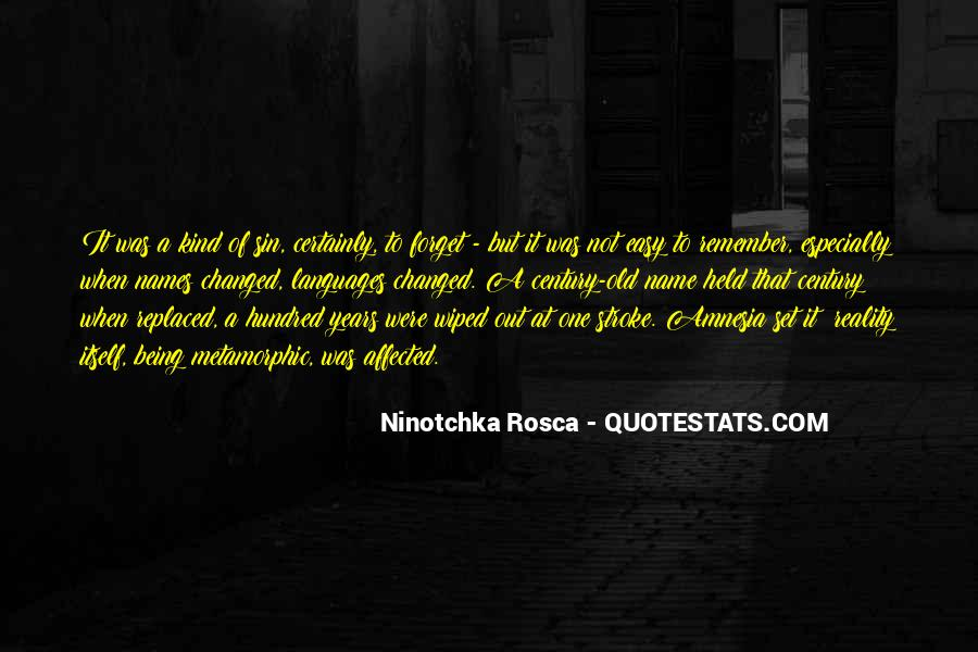 A Hundred Names Quotes #1638024