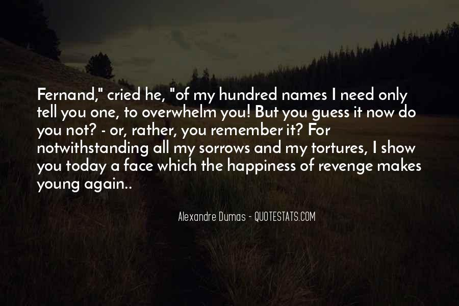 A Hundred Names Quotes #1768417