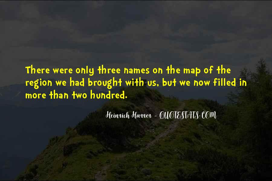 A Hundred Names Quotes #65546