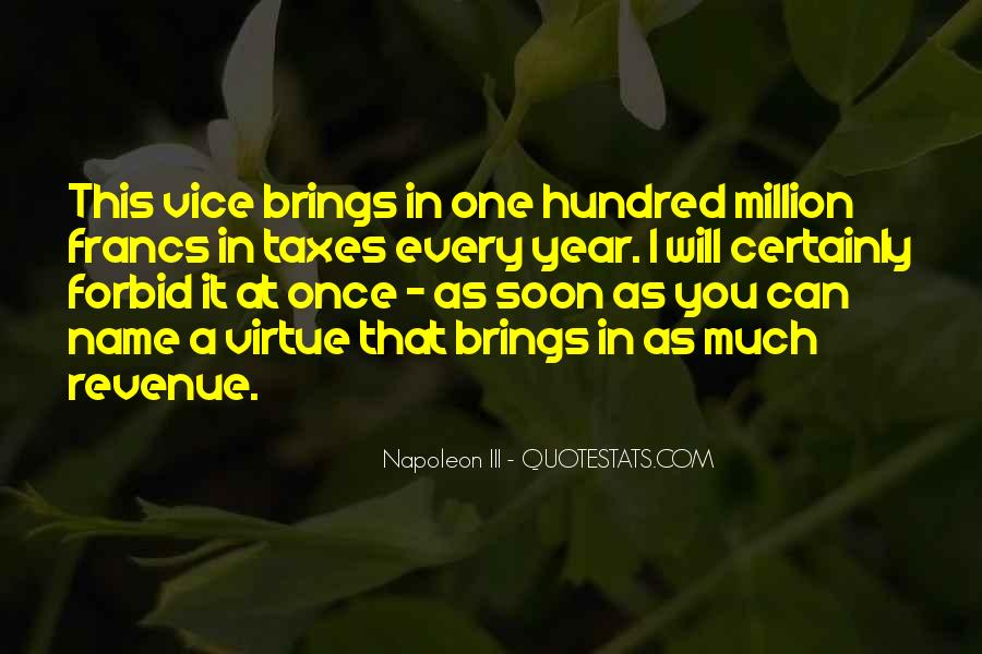 A Hundred Names Quotes #930334