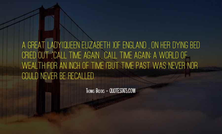 A Lady Never Quotes #380702