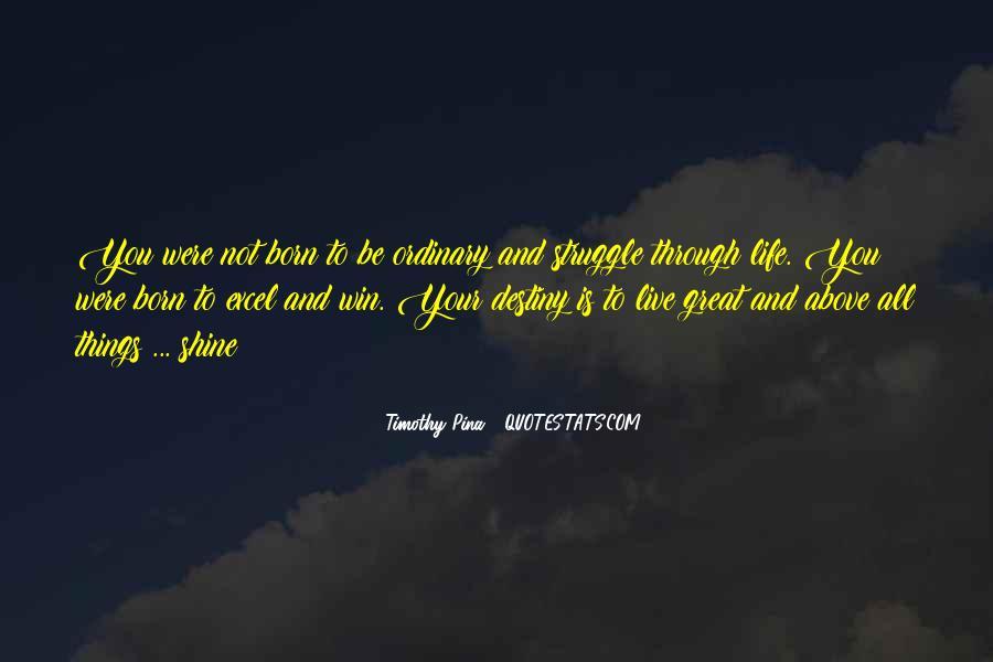 A Legend Was Born Quotes #1131224
