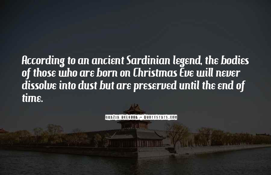 A Legend Was Born Quotes #1342415