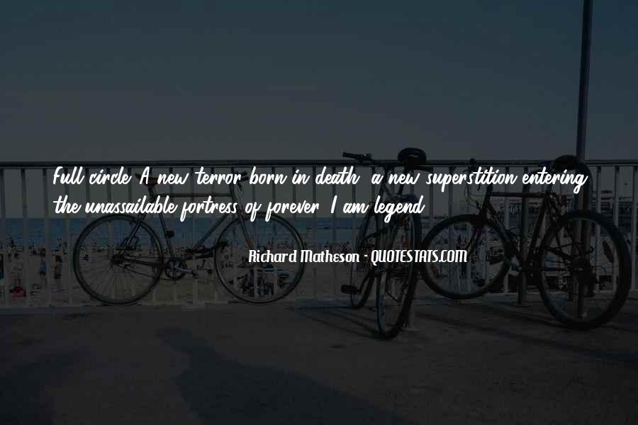 A Legend Was Born Quotes #1430953