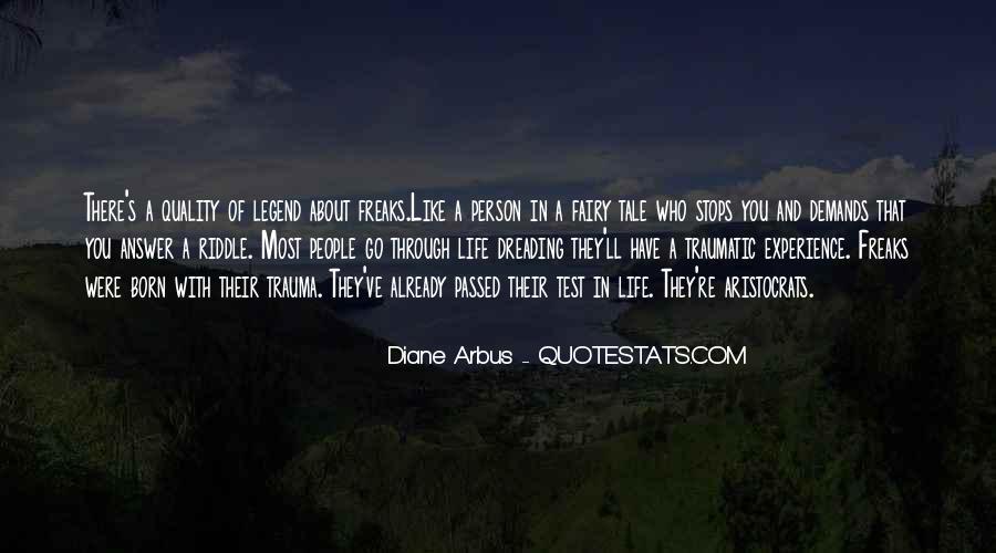 A Legend Was Born Quotes #1630565