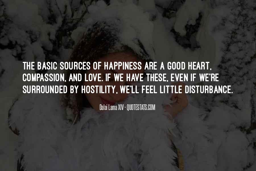 A Little Happiness Quotes #157168