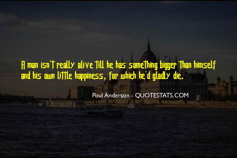 A Little Happiness Quotes #207447