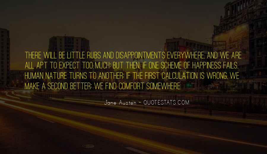 A Little Happiness Quotes #54041