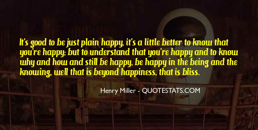 A Little Happiness Quotes #646353