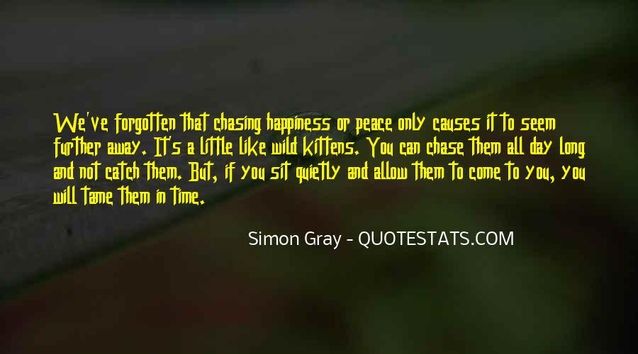 A Little Happiness Quotes #704259