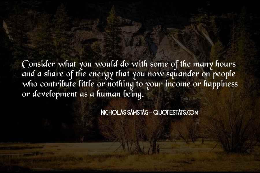 A Little Happiness Quotes #708154