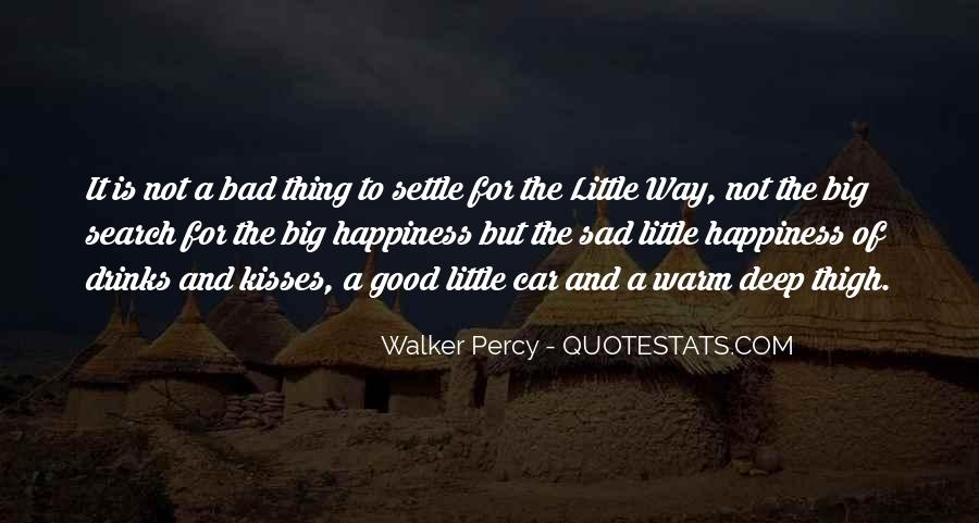A Little Happiness Quotes #859448