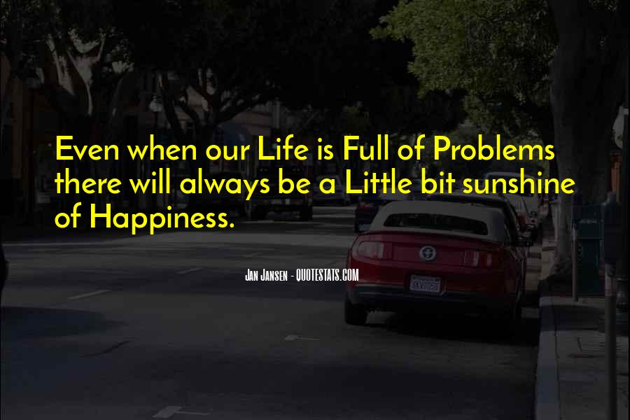 A Little Happiness Quotes #876483