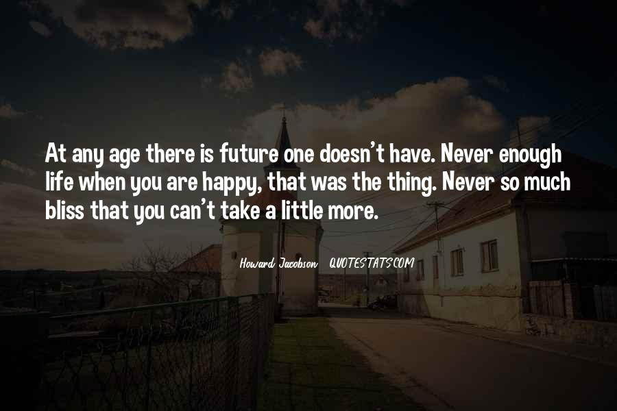 A Little Happiness Quotes #900136