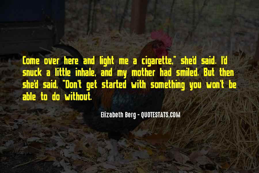 A Little Light Quotes #139170