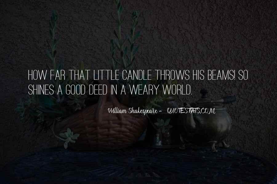 A Little Light Quotes #151903