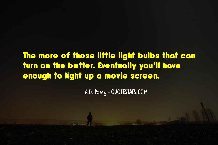 A Little Light Quotes #166730