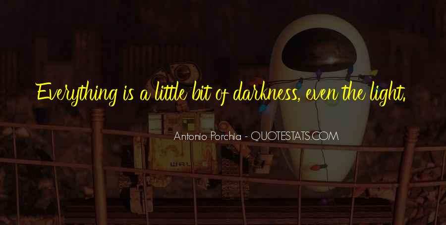 A Little Light Quotes #187298