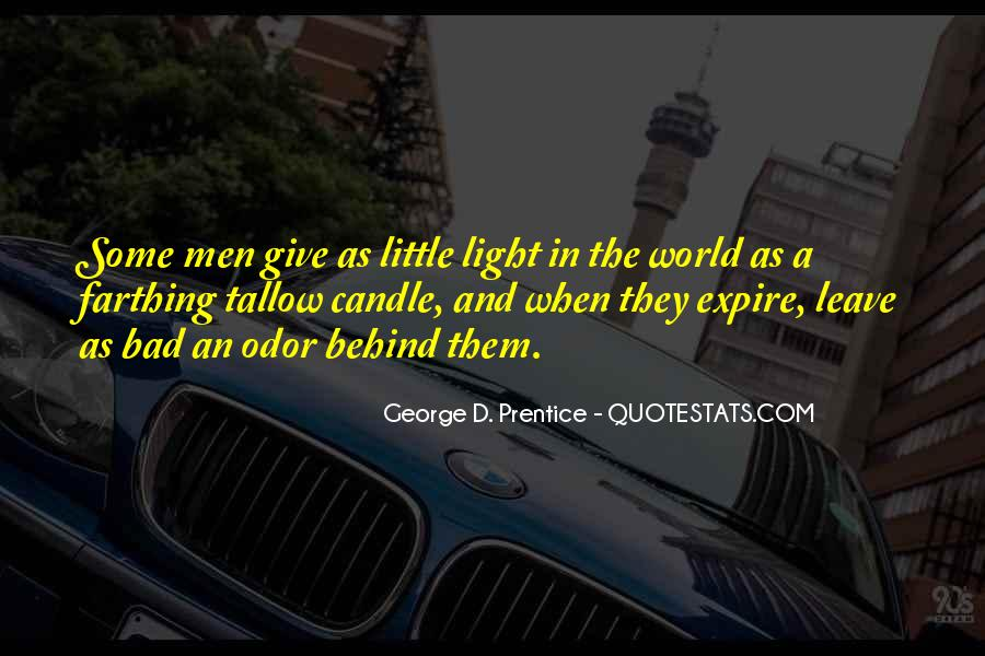 A Little Light Quotes #261308