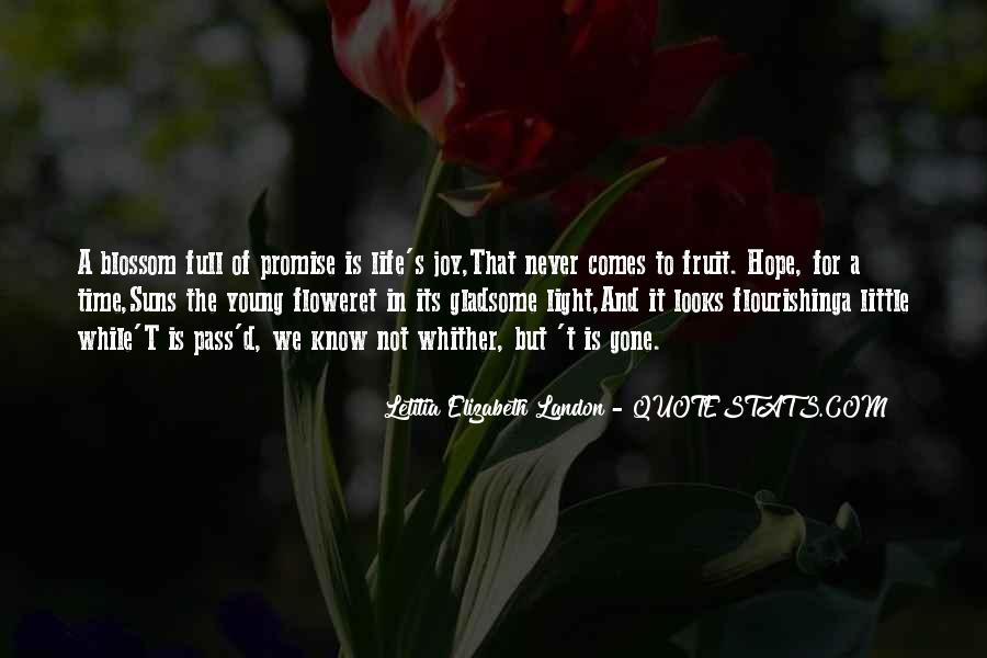 A Little Light Quotes #278507